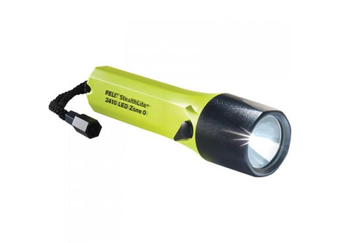 Профессиональный подводный фонарь 2400N