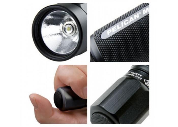 Тактический светодиодный фонарь 2330