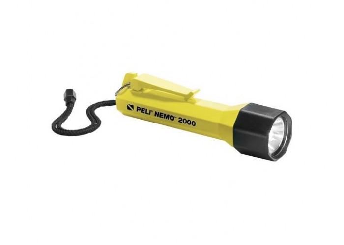 Профессиональный подводный фонарь 2000N