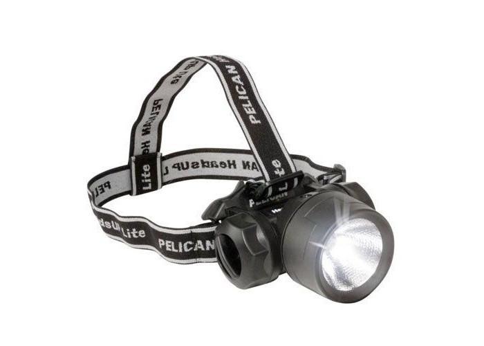 Подводный налобный светодиодный фонарь 2680