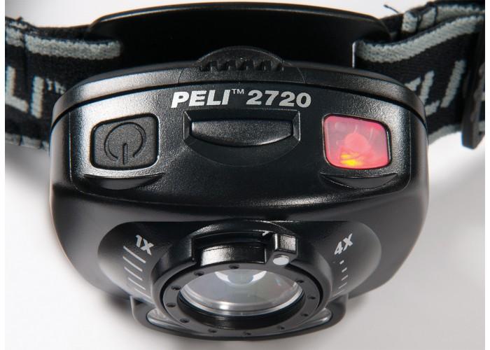 Комбинированный налобный фонарь Peli 2720