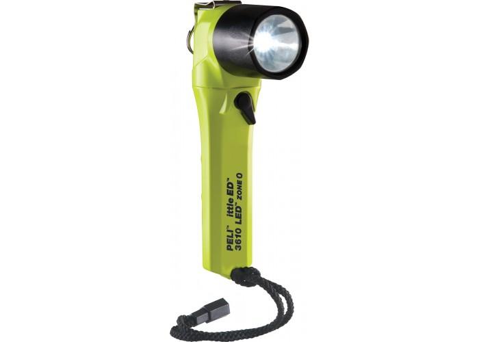 Г-образный профессиональный фонарь Peli 3610