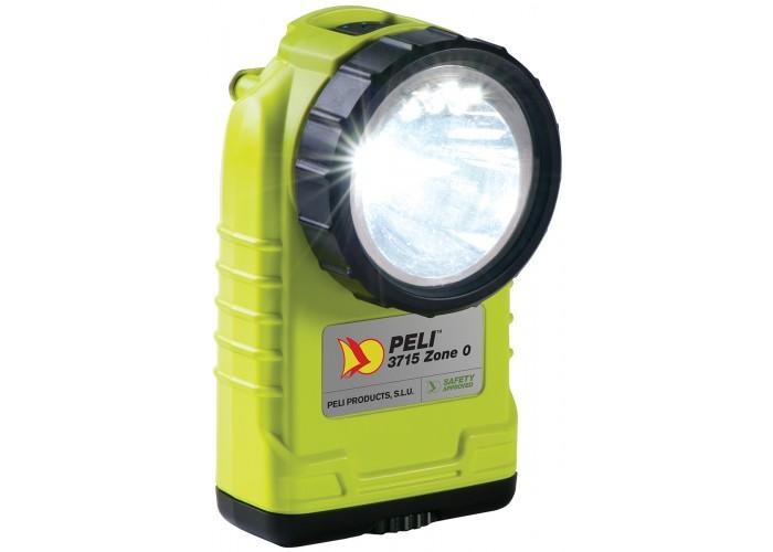 Взрывобезопасный светодиодный фонарь Peli 3715Z0