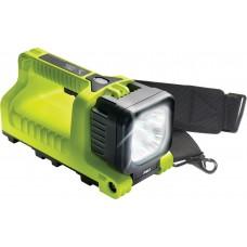 Мощный светодиодный аккумуляторный фонарь Peli 9410