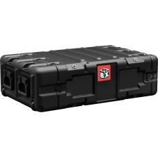 Кейс-контейнер с рэковой стойкой на 3 юнита BB0030E