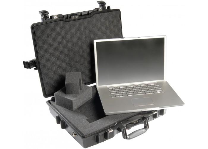 """Защитный кейс для ноутбука Peli 1495 в комплектации """"Standard"""""""