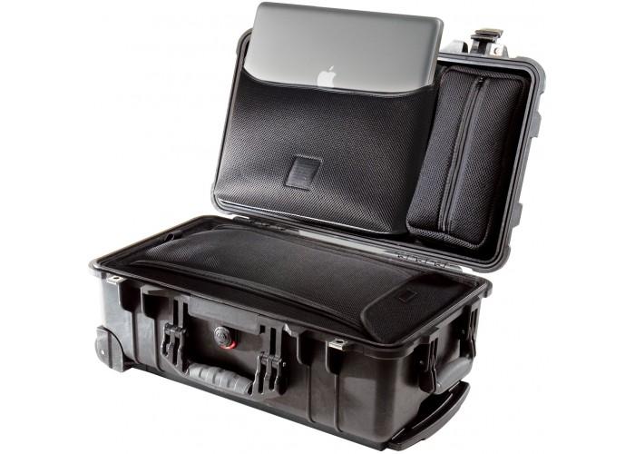 Дорожный чемодан Peli 1510LOC с органайзером для ноутбука