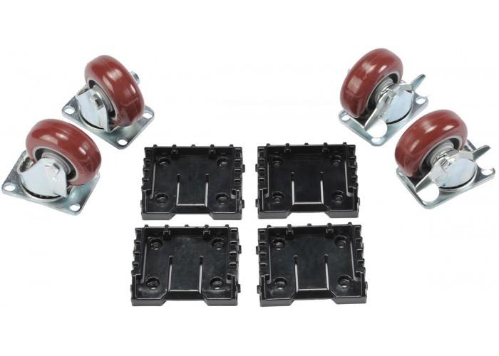 Комплект съемных колес #0507 для кейса Peli 0500/0550
